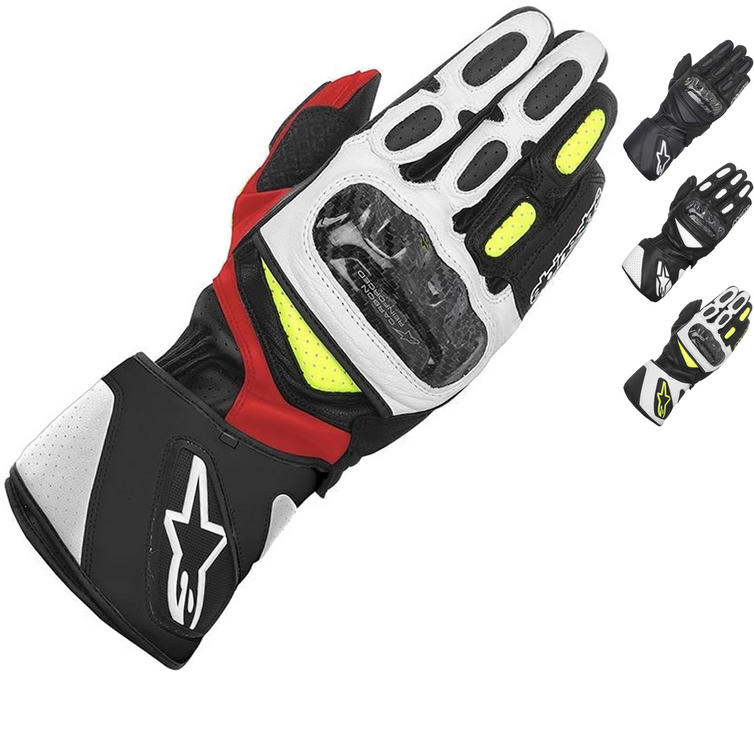Alpinestars SP-2 Leather Motorcycle Gloves