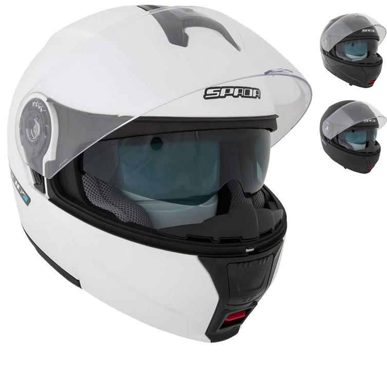 Spada Cyclone Flip Front Motorcycle Helmet