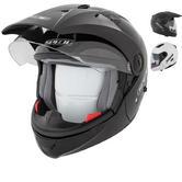 Spada Duo Dual Sport Motorcycle Helmet