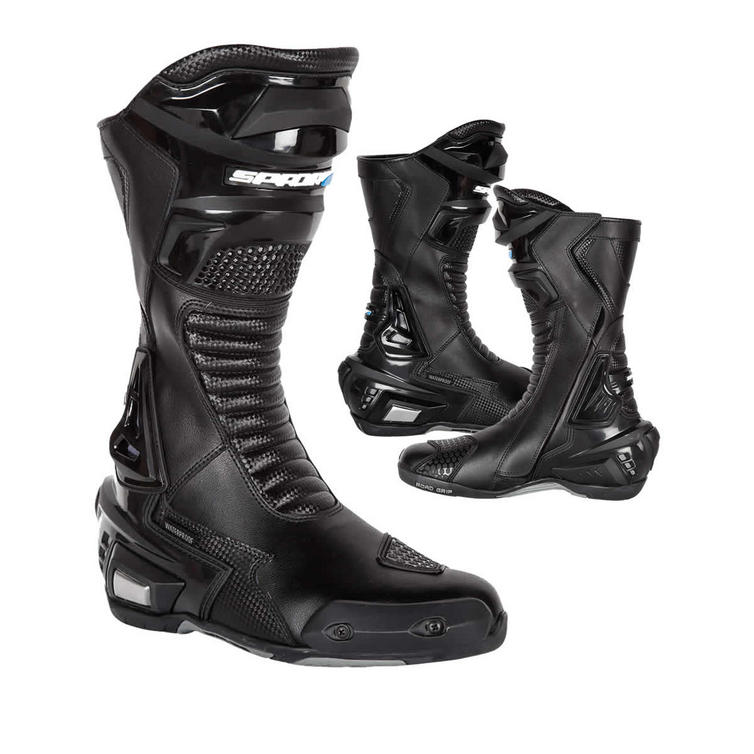 Spada X-Race Sports Motorcycle Boots