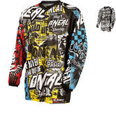 Oneal Element Kids 2015 Wild Motocross Jersey