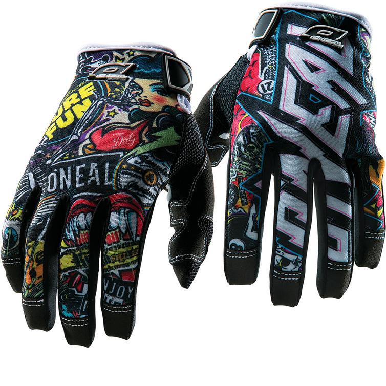 Oneal Jump Kids Crank Motocross Gloves