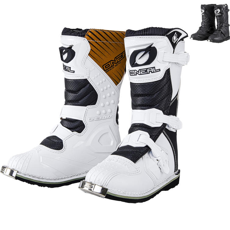 77cc6a8d0057 Oneal Rider US Kids Motocross Boots - Junior Boots - Ghostbikes.com