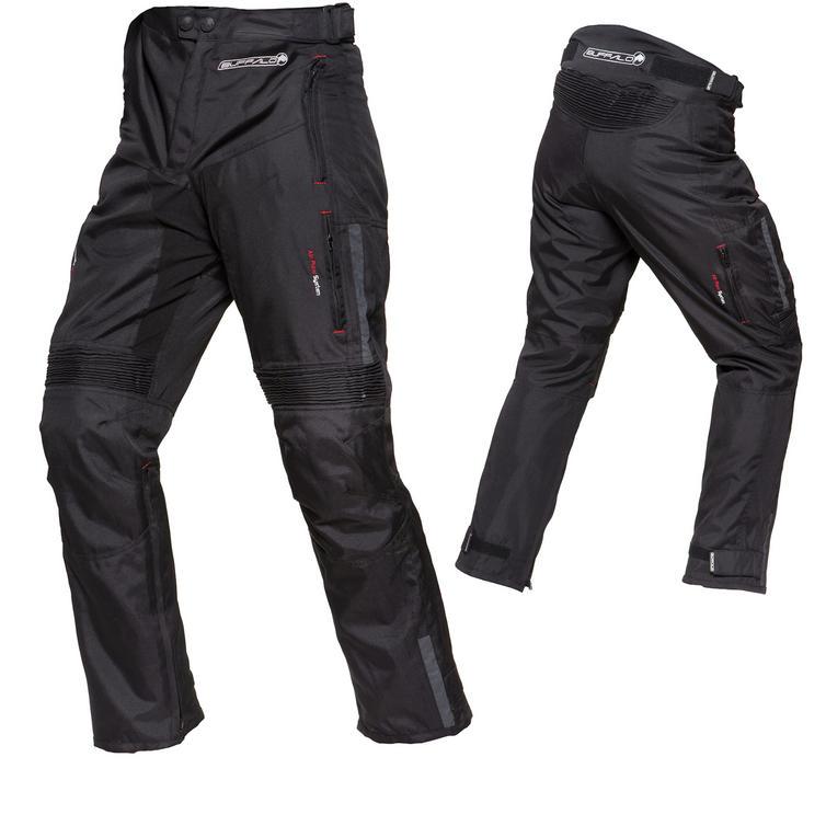 Buffalo Traveller Waterproof Motorcycle Trousers
