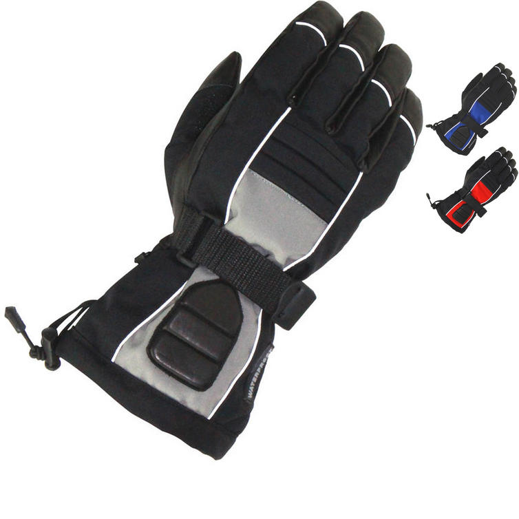Sports Comm Waterproof Motorcycle Gloves