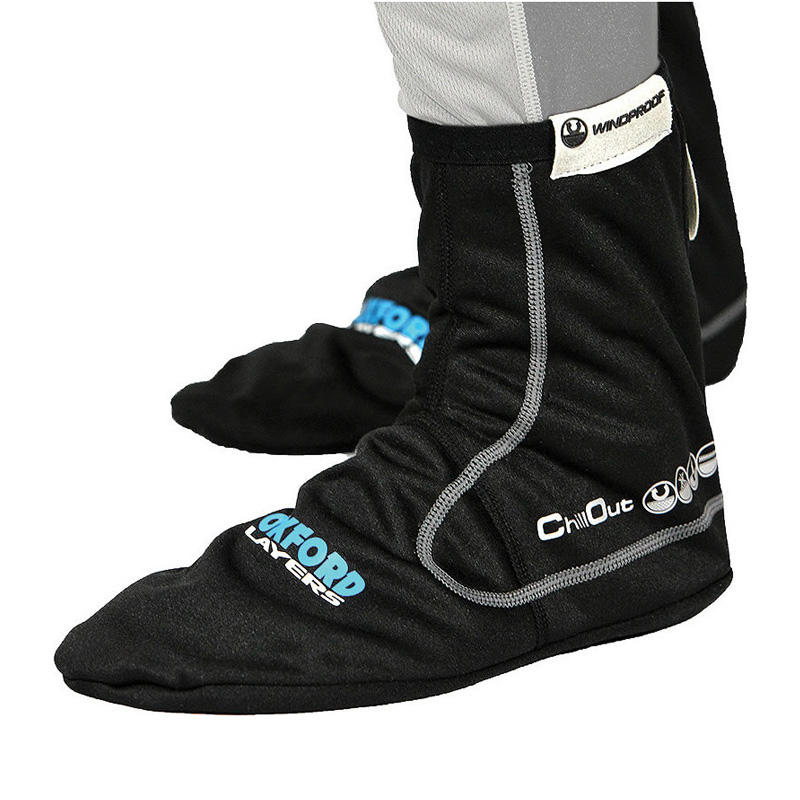 Oxford ChillOut Windproof Motorcycle Socks