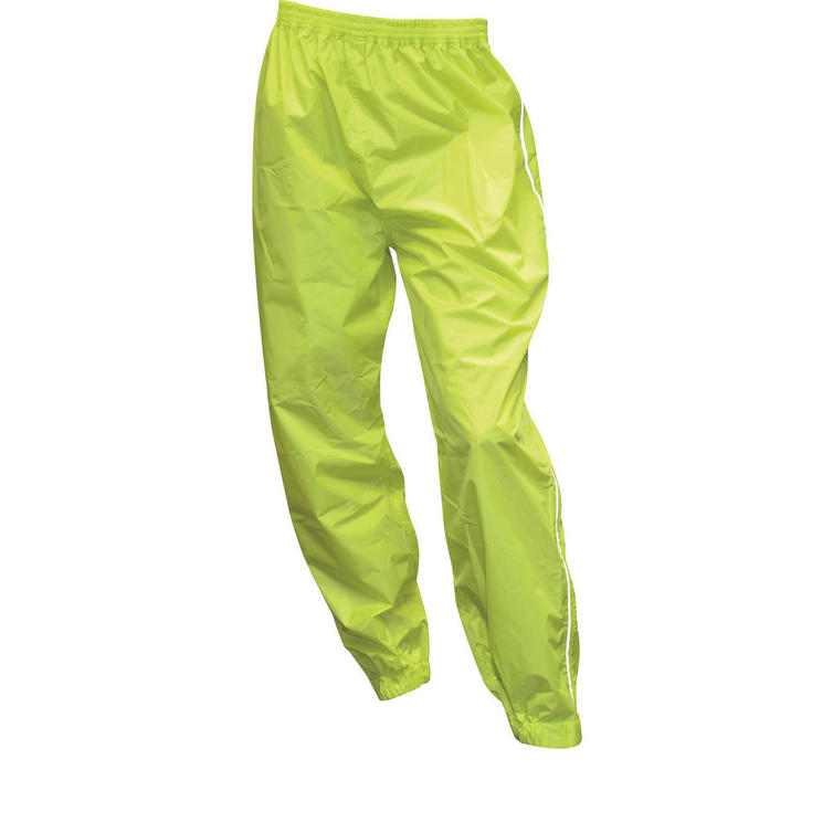 Oxford Rain Seal All Weather Fluo Over Trousers Fluoro