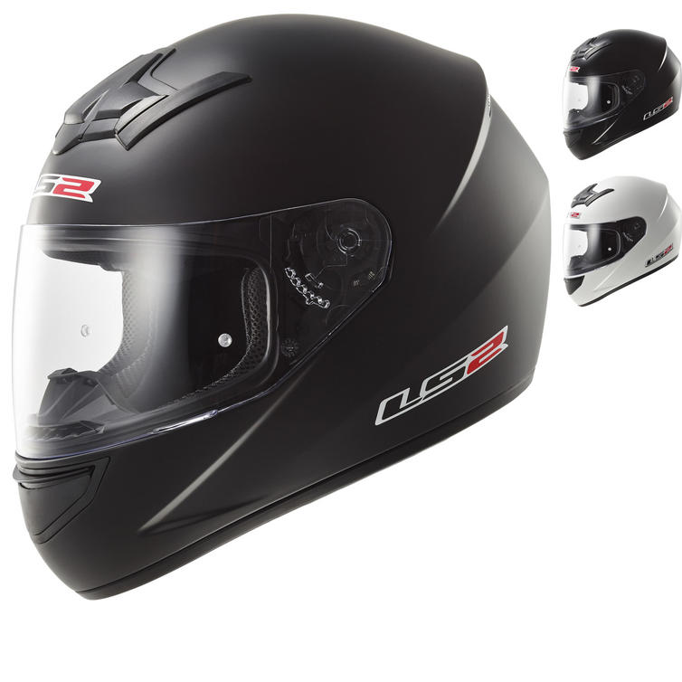 LS2 FF352.10 Rookie Solid Motorcycle Helmet