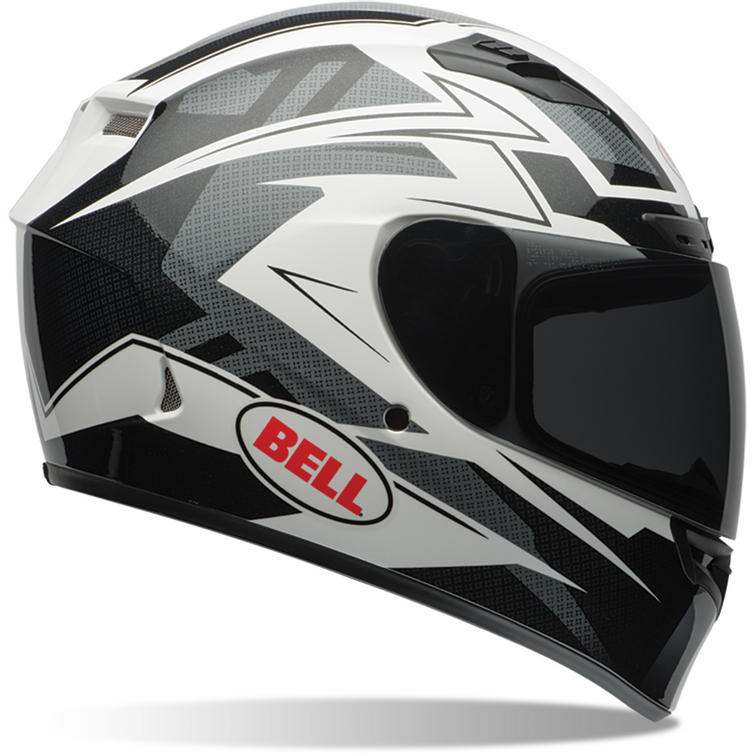 bell qualifier dlx clutch motorcycle helmet full face. Black Bedroom Furniture Sets. Home Design Ideas