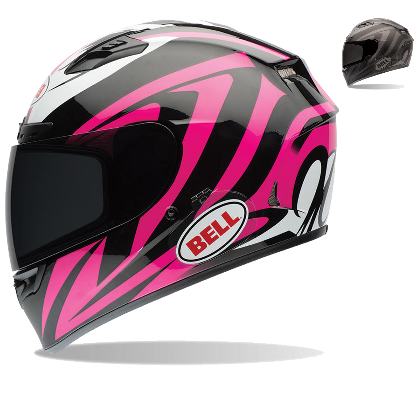 Bell Qualifier DLX Impulse Motorcycle Helmet La s Helmets