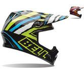 Bell MX-9 Tagger Scrub Motocross Helmet