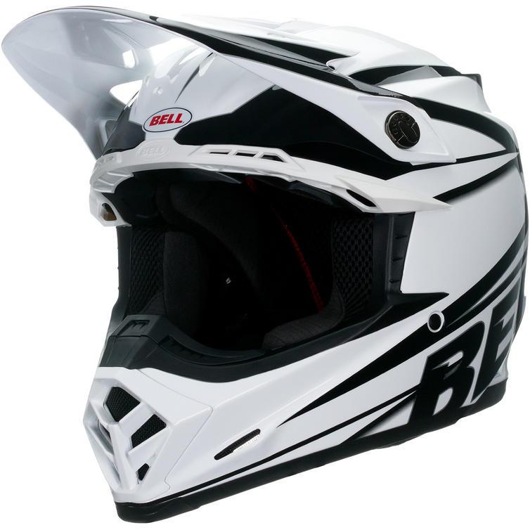 bell moto 9 tracker motocross helmet motocross helmets. Black Bedroom Furniture Sets. Home Design Ideas