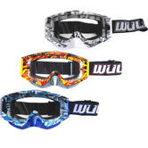 Wulf Geo Motocross Goggles