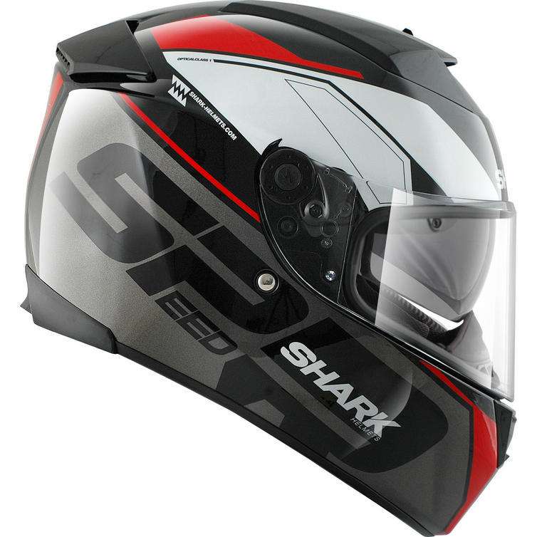 shark speed r sauer motorcycle helmet full face helmets. Black Bedroom Furniture Sets. Home Design Ideas