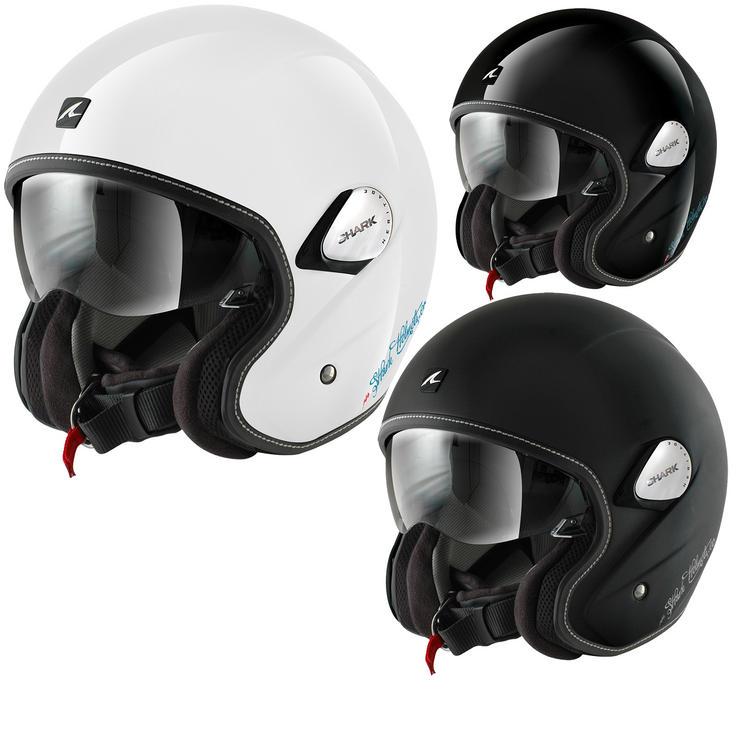 Shark Heritage Tawny Open Face Motorcycle Helmet