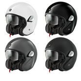Shark Heritage Blank Open Face Motorcycle Helmet