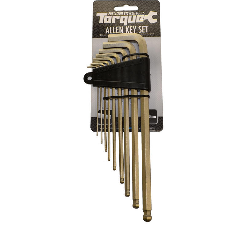 Oxford Torque Allen Key Set
