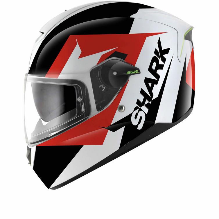 shark skwal sticking led motorcycle helmet full face helmets. Black Bedroom Furniture Sets. Home Design Ideas