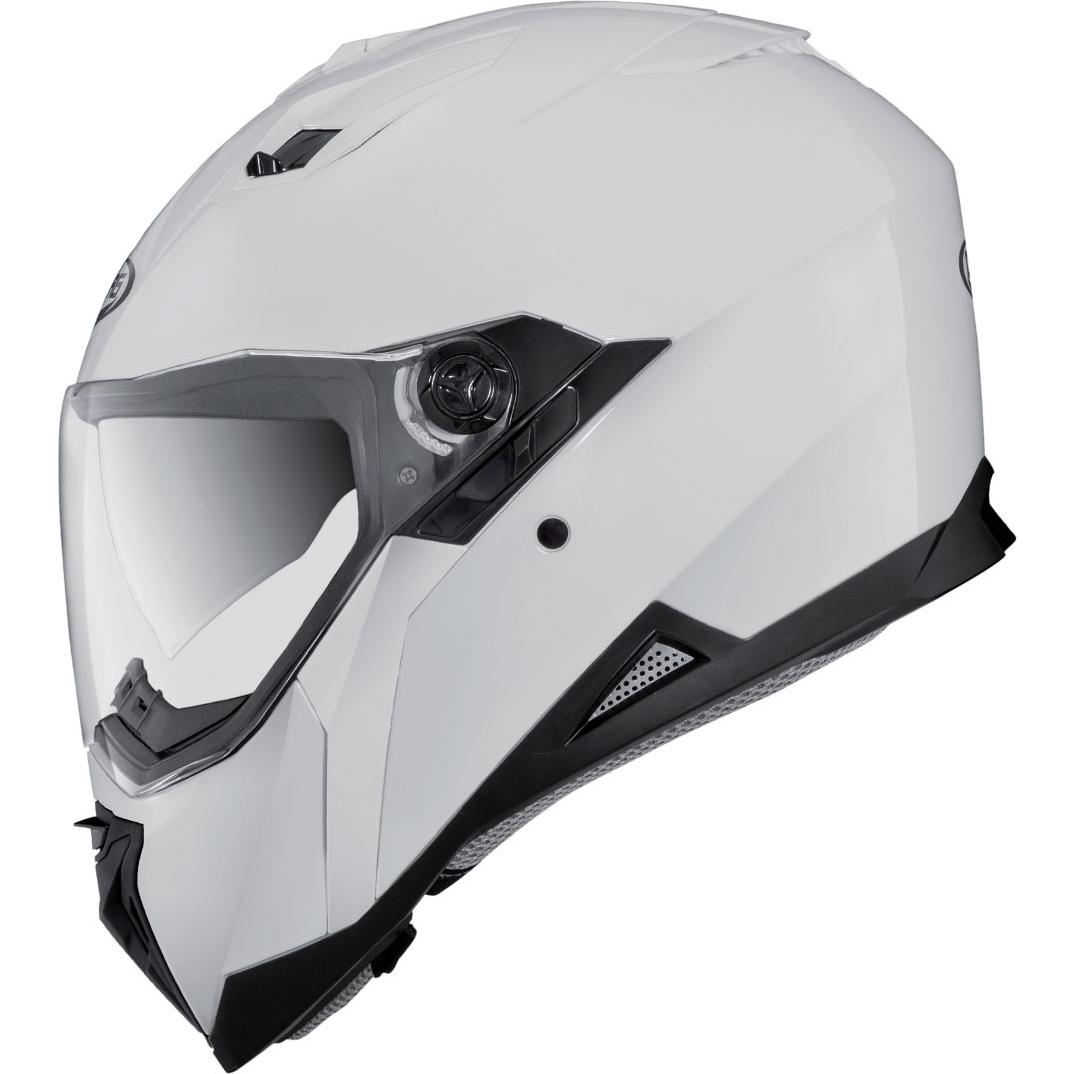 39102f6a Caberg Stunt Full Face Helmet Internal Sun Visor Motorbike ...