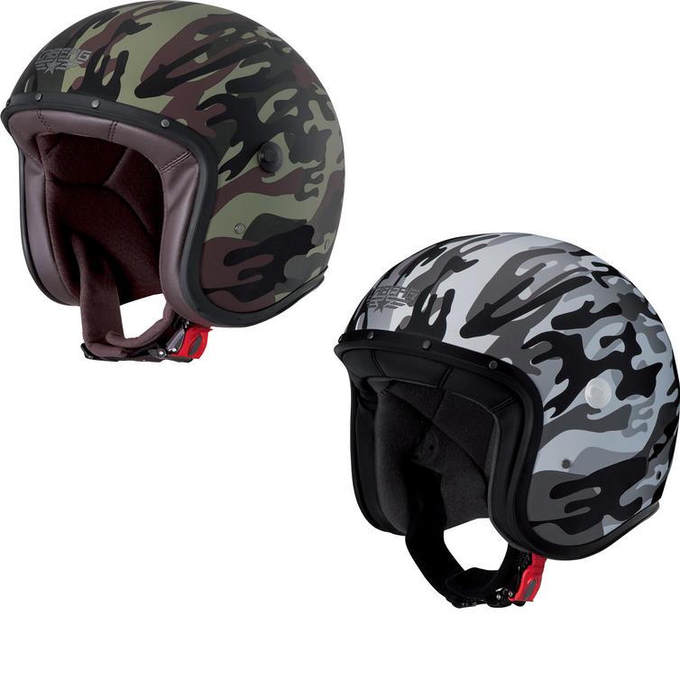Caberg Freeride Commander Open Face Motorcycle Helmet