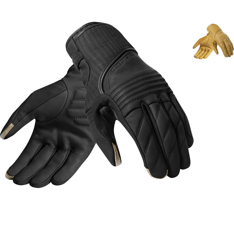 Rev It Abbey Road Mens Motorcycle Summer Gloves