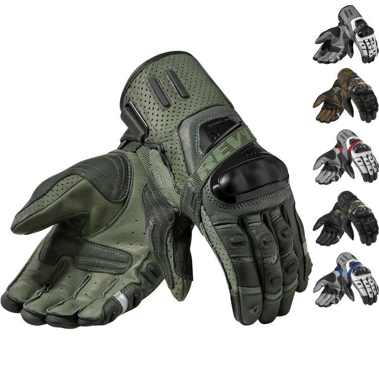 Rev It Cayenne Pro Leather Motorcycle Gloves