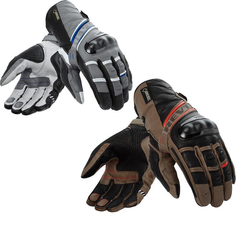 Rev It Dominator GTX Waterproof Motorcycle Gloves