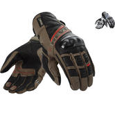 Rev It Dominator GTX Waterproof Motorcycle Gloves
