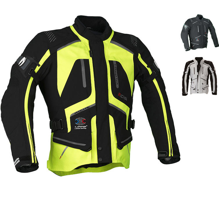 Richa Touring C Change Motorcycle Jacket