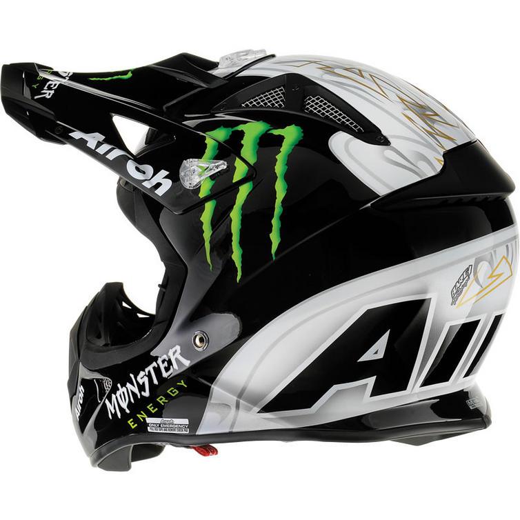 airoh aviator monster energy motocross helmet airoh. Black Bedroom Furniture Sets. Home Design Ideas