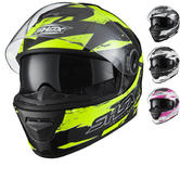 Shox Assault Trigger Motorcycle Helmet