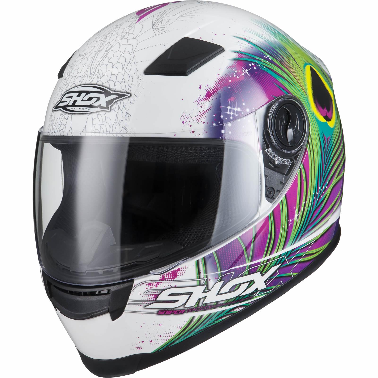 Ladies Motorcycle Helmets Ebay