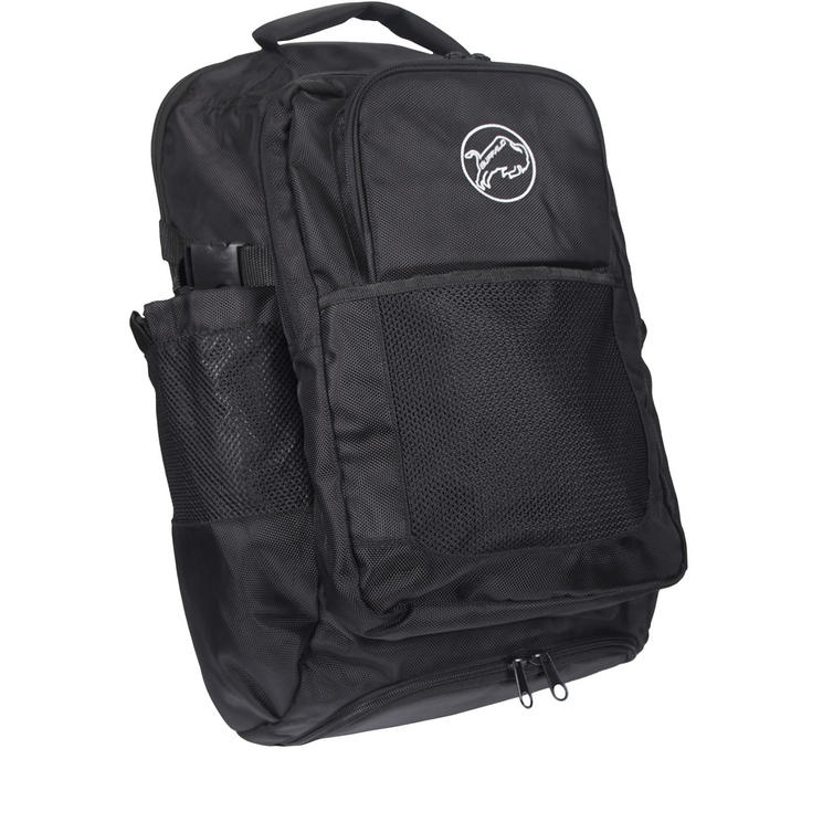 Buffalo Motorcycle Rucksack 34L Black