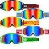 Oneal B2 ThreeSixZero Motocross Goggles Radium Thumbnail 1