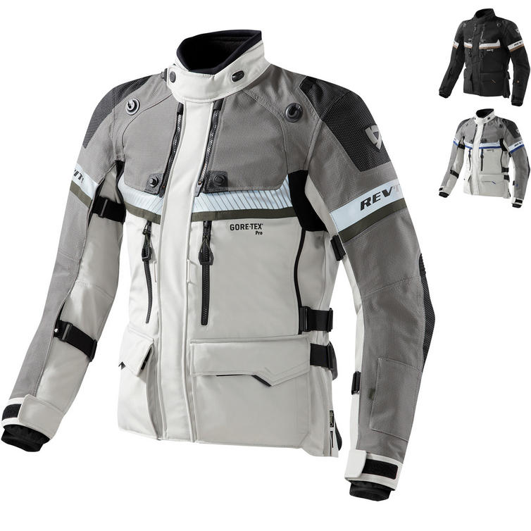 Rev It Dominator GTX Motorcycle Jacket