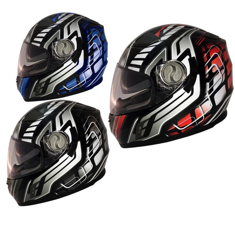 9e1426c4 Viper RS-V9 Dimension Motorcycle Helmet - Full Face Helmets - Ghostbikes.com