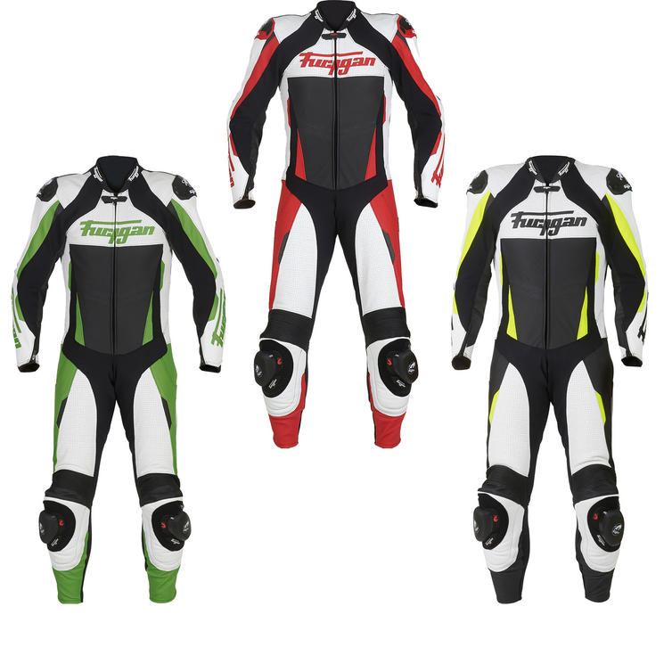 Furygan Full Apex Perforated One Piece Motorcycle Suit