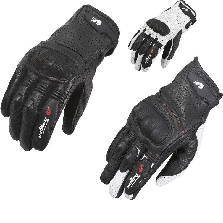 Furygan TD21 Sport Leather Motorcycle Gloves