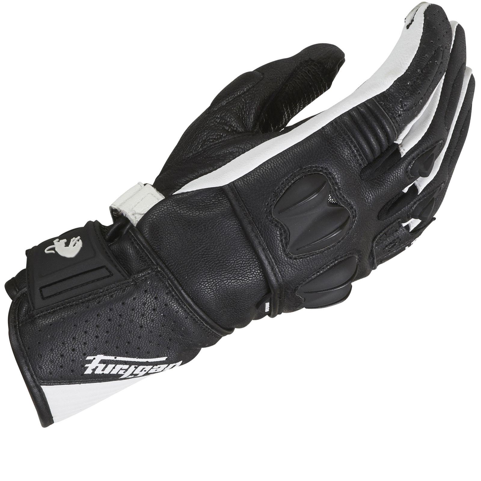 Sport Motorcycle Gloves: Furygan RG 18 Kids Sport Motorcycle Gloves