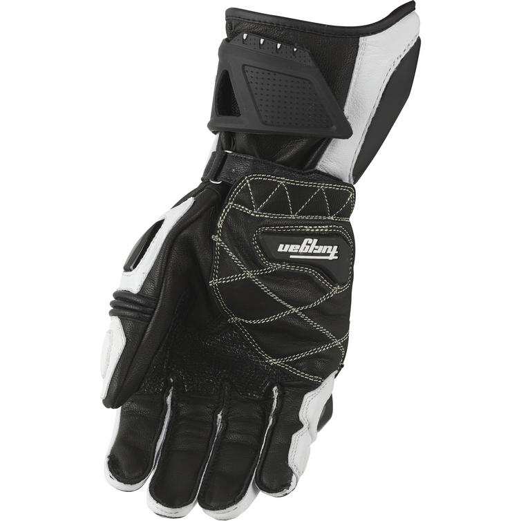 Sport Motorcycle Gloves: Furygan AFS 18 Sport Motorcycle Gloves