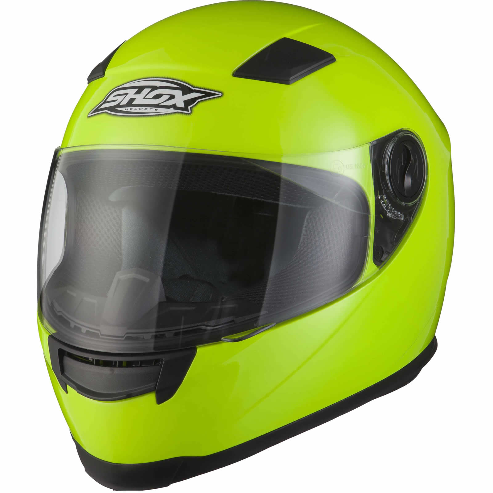 Full Motorcycle Helmet >> Shox Sniper Full Face ACU Gold Approved Motorbike Motorcycle Bike Crash Helmet | eBay