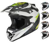 Shox MX-1 Shadow Motocross Helmet