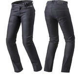 Rev It Orlando H2O Ladies Dark Blue Motorcycle Jeans