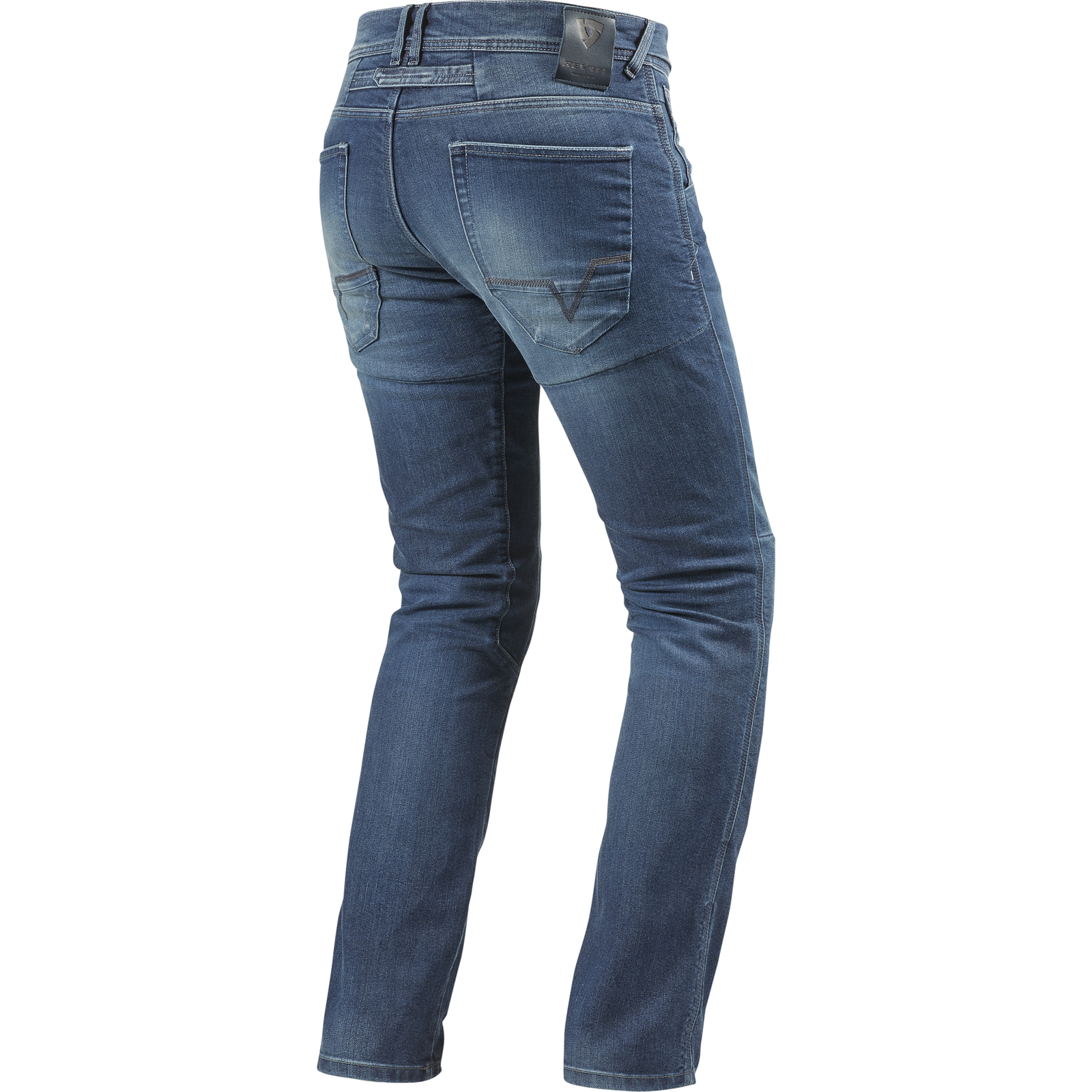 Rev It Corona Medium Blue Motorcycle Jeans