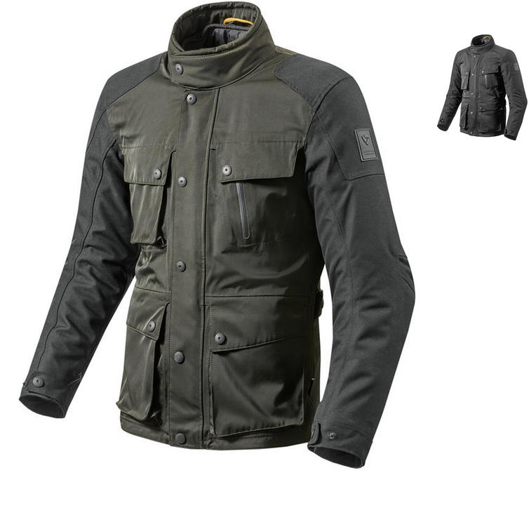 Rev It Jackson Textile Motorcycle Jacket
