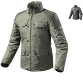 Rev It Quartz H2O Rainwear Motorcycle Over Jacket