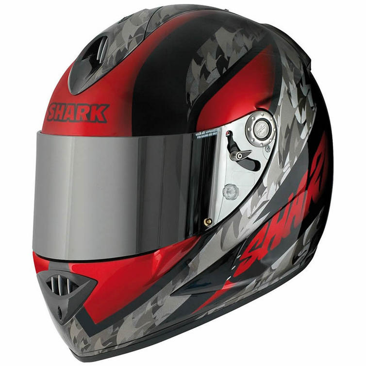 ccca9a09 Shark RSR2 Elite Motorcycle Helmet - Full Face Helmets - Ghostbikes.com