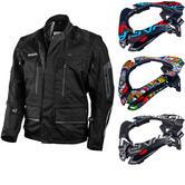 Oneal Baja Racing Enduro Moveo Jacket and Tron Neck Brace Kit