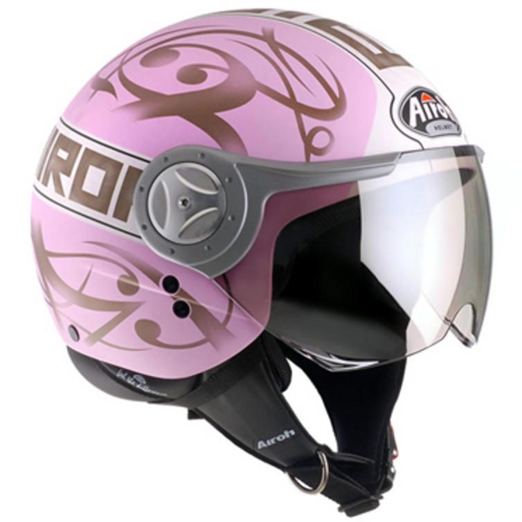 Yet airoh air naked color helmet have quickly