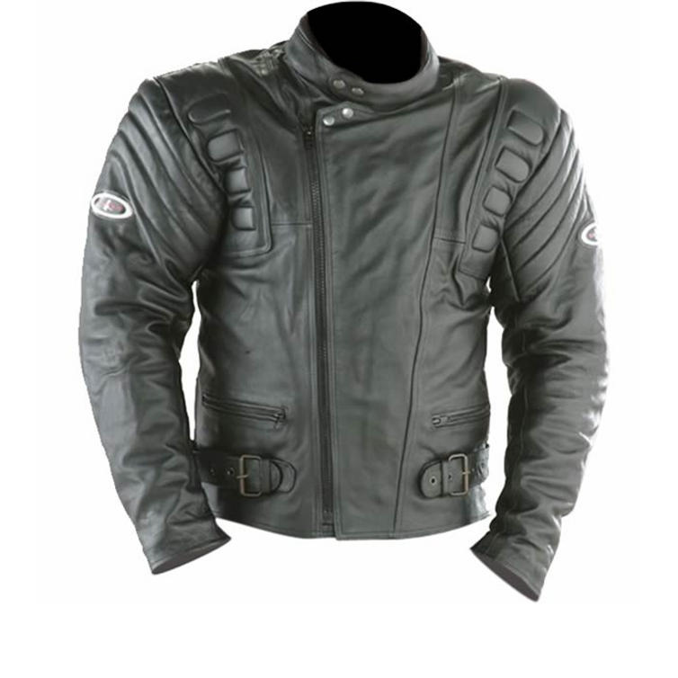 Rayven Stratus Leather Motorcycle Jacket